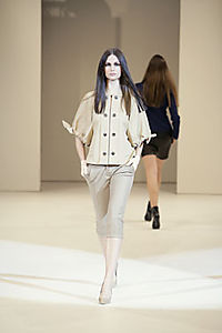 Beige Leather Jacket_BuP_AW08