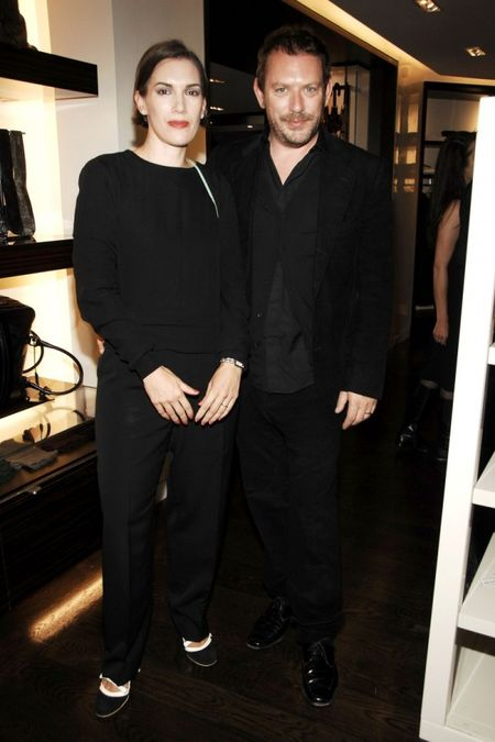 Sarah Morris and Liam Gillick